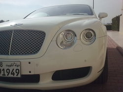 talal___alansaris 2007 Bentley Continental GT
