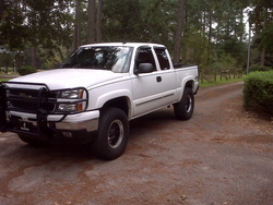 TOOLE 2006 Chevrolet 1500 Extended Cab