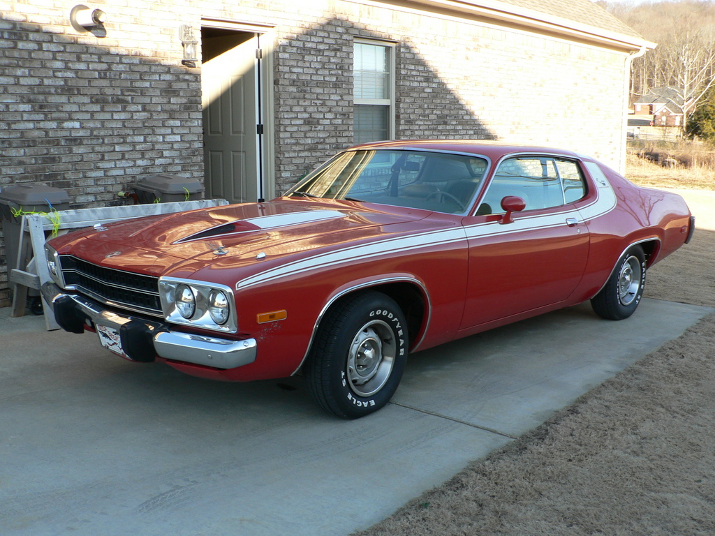 Mac3kuby 1974 Plymouth Roadrunner Specs Photos