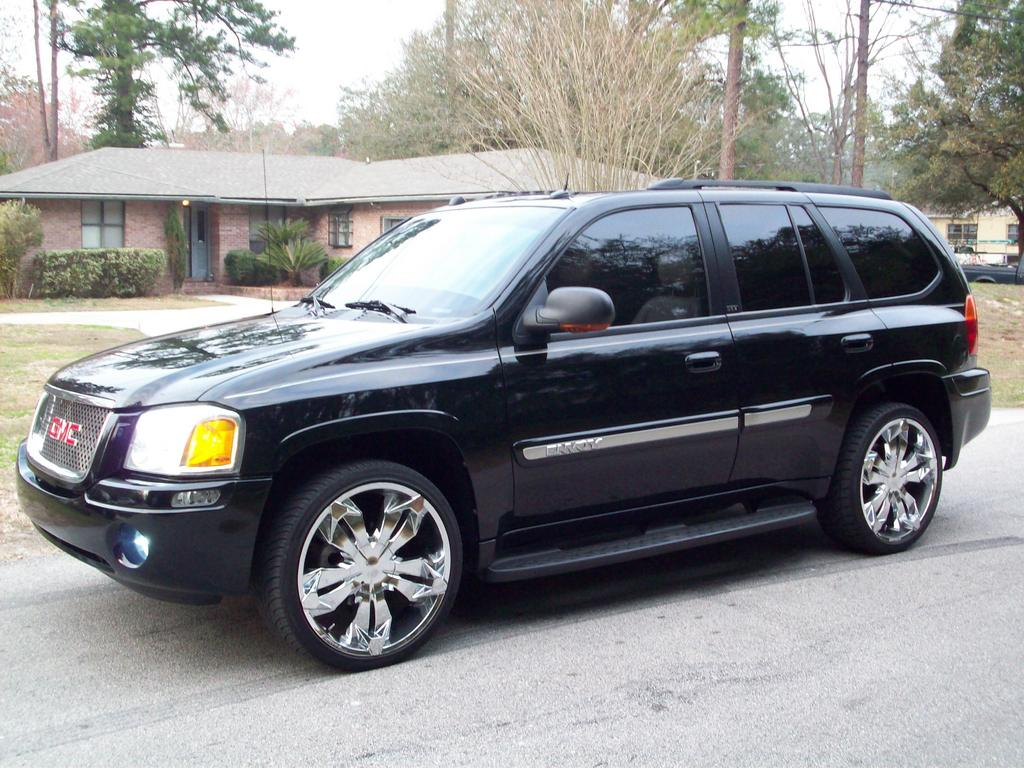 blackvoy22 2005 GMC Envoy Specs, Photos, Modification Info ...