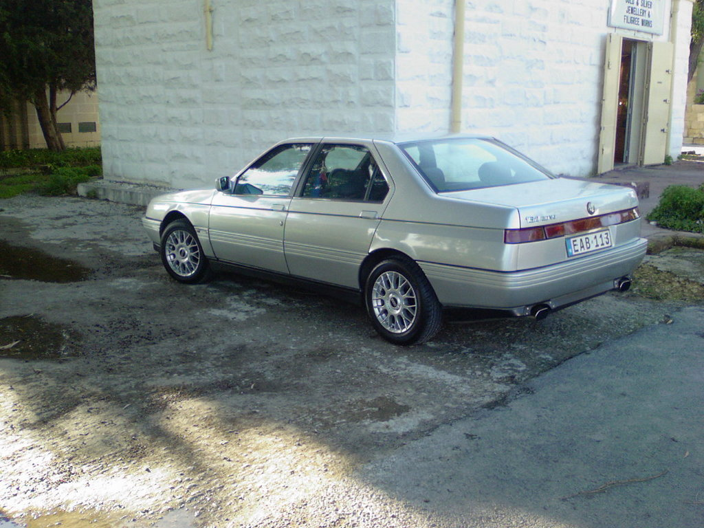 Another alfista_malti2 1992 Alfa Romeo 164 post... - 12577950