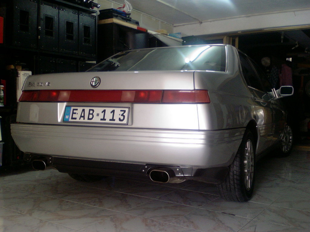 Another alfista_malti2 1992 Alfa Romeo 164 post... - 12577952
