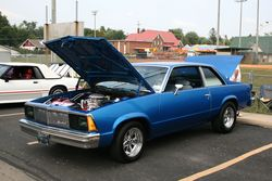 bluemalibu1980s 1980 Chevrolet Malibu