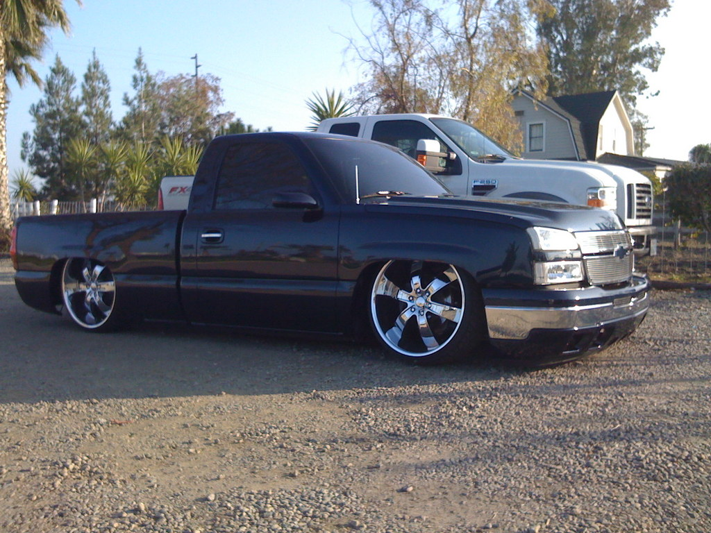Another midway_kustoms 2007 Chevrolet Silverado 1500 Regular Cab post... - 12578999