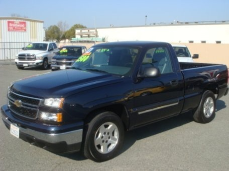 Another midway_kustoms 2007 Chevrolet Silverado 1500 Regular Cab post... - 12579040