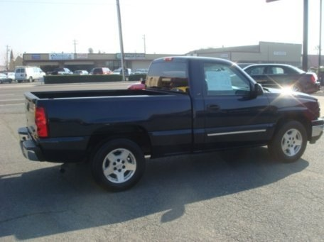 Another midway_kustoms 2007 Chevrolet Silverado 1500 Regular Cab post... - 12579042