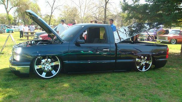 Another midway_kustoms 2007 Chevrolet Silverado 1500 Regular Cab post... - 12579064