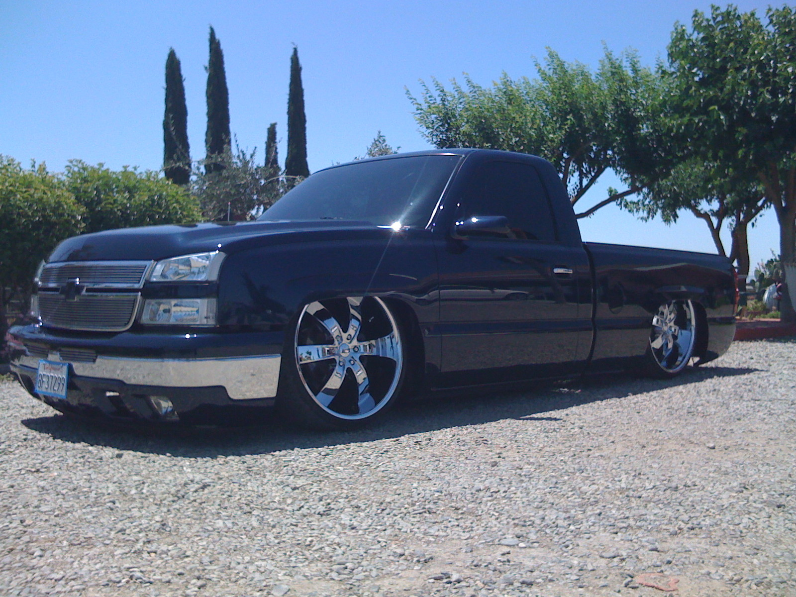 Another midway_kustoms 2007 Chevrolet Silverado 1500 Regular Cab post... - 12579068