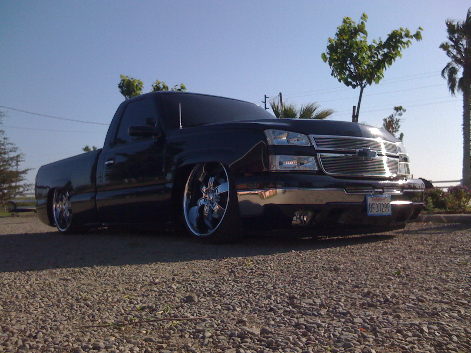 Another midway_kustoms 2007 Chevrolet Silverado 1500 Regular Cab post... - 12579069