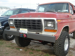 chevelle65wgns 1978 Ford Bronco