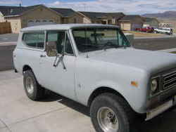 EYEKEs 1979 International Scout II
