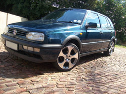 THE_GTSs 1996 Volkswagen Golf