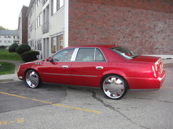 eleffes 2004 Cadillac DeVille