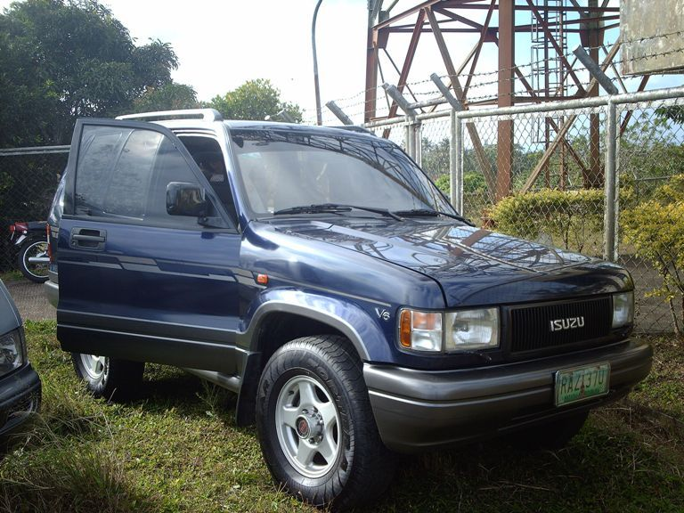 Another 4drsr 1994 Isuzu Trooper post... - 12580925