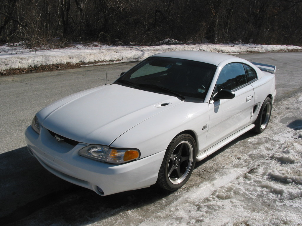 Jakes95stanggt 1995 Ford Mustang Specs, Photos ...
