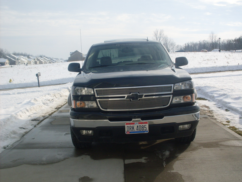 dakotadiann's 2006 Chevrolet Silverado 1500 Regular Cab