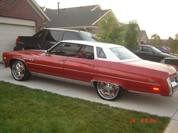 BTWELVE12s 1976 Buick Electra
