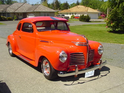 james182matheson 1940 Dodge Custom