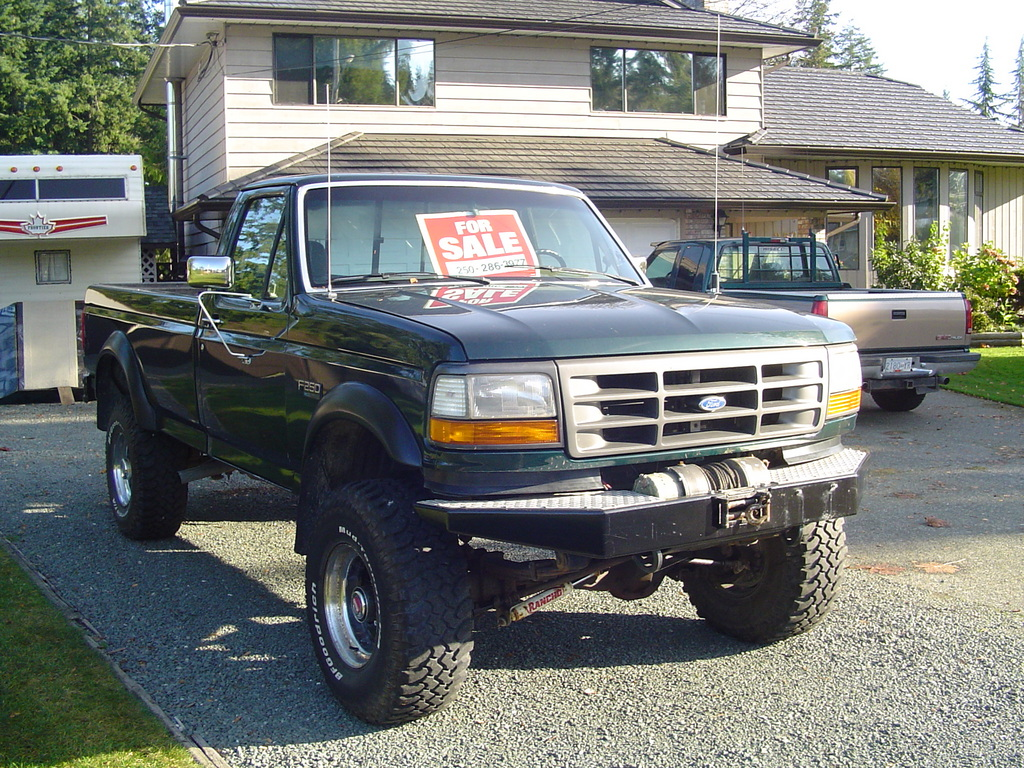 james182matheson 1993 ford f150 regular cab specs photos modification info at cardomain. Black Bedroom Furniture Sets. Home Design Ideas