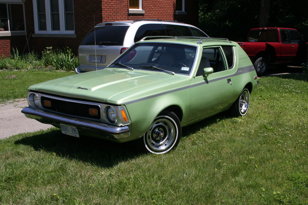 Another Gremlin_X 1973 AMC Gremlin post... - 12583885