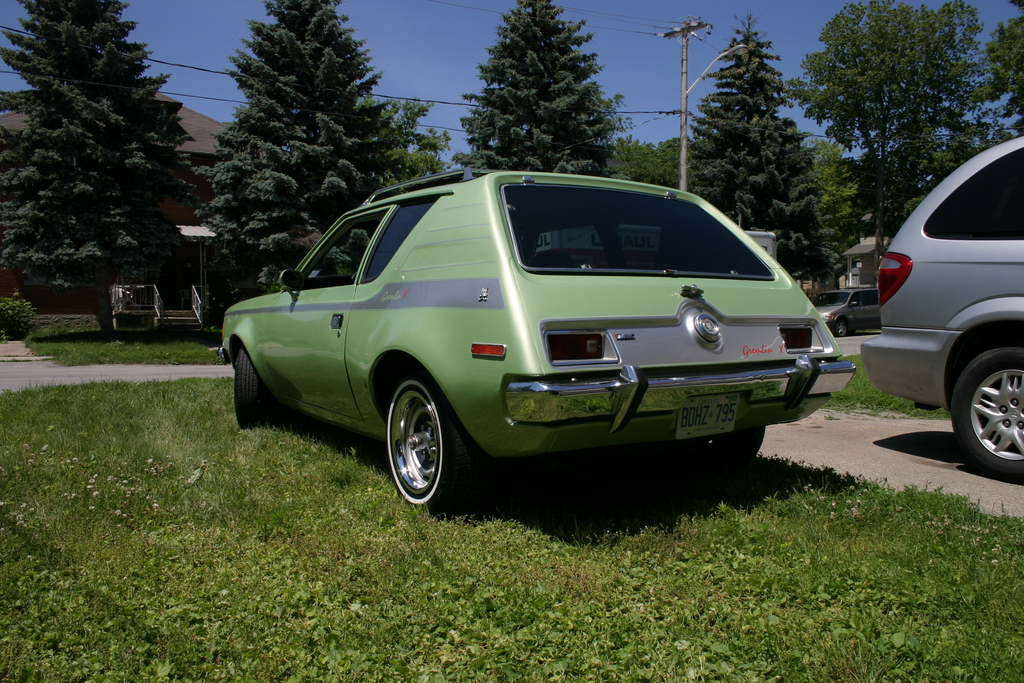 Another Gremlin_X 1973 AMC Gremlin post... - 12583887