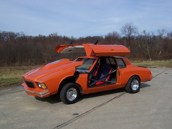 Another STRX01 1979 Chevrolet Monte Carlo post... - 9499668