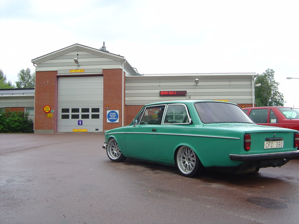 Another Pmperformance 1972 Volvo 140-Series post... - 12596515