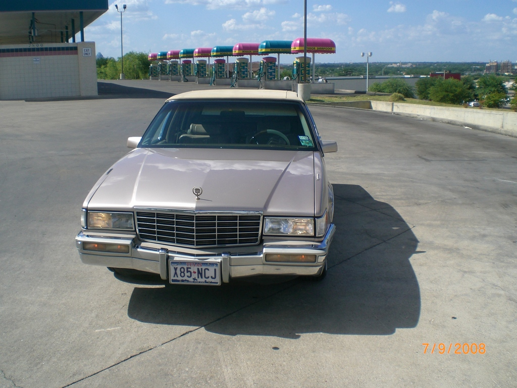 Another cadillacluva1986 1991 Cadillac DeVille post... - 12584163