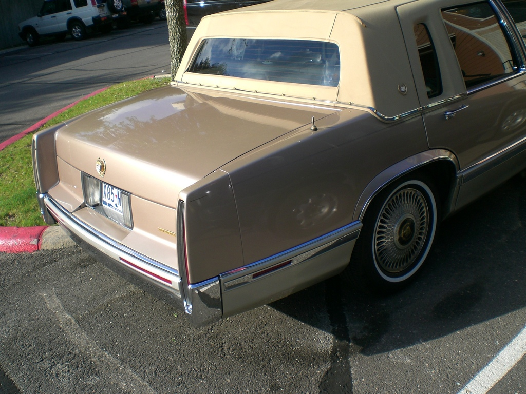 Another cadillacluva1986 1991 Cadillac DeVille post... - 12584164