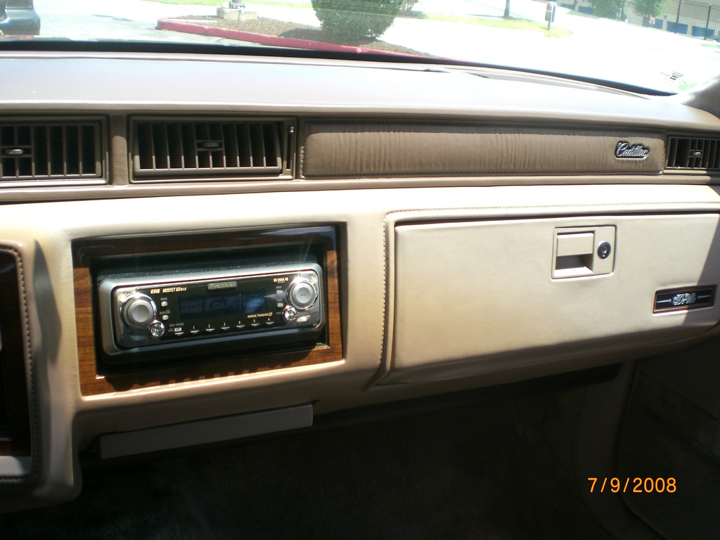Another cadillacluva1986 1991 Cadillac DeVille post... - 12584174