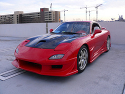 dragonxbreaths 1993 Mazda RX-7