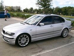 pnltyboxs 2003 BMW 3 Series