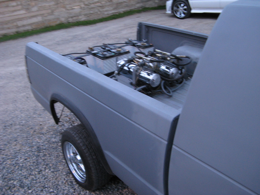 Another DIGGADAN 1985 Chevrolet S10 Extended Cab post... - 12586992