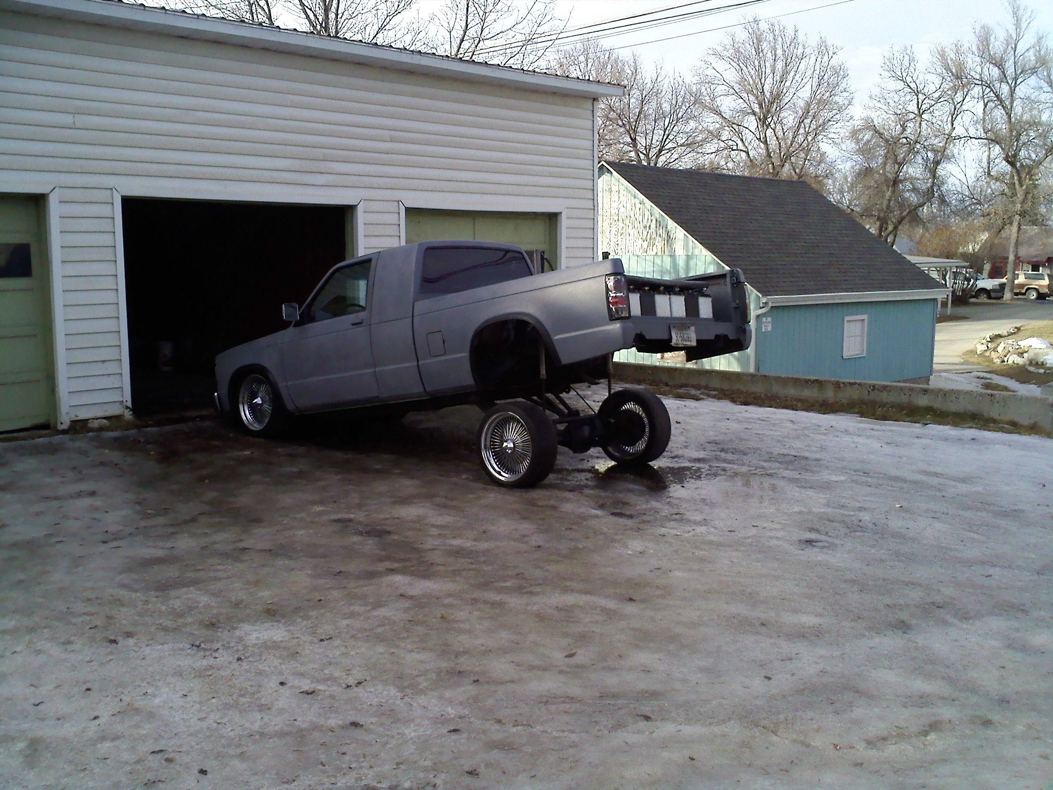Another DIGGADAN 1985 Chevrolet S10 Extended Cab post... - 12586999