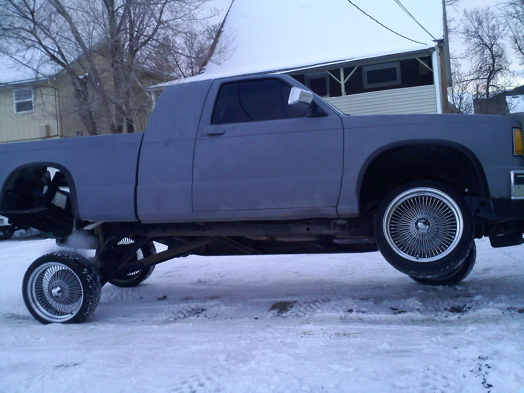 Another DIGGADAN 1985 Chevrolet S10 Extended Cab post... - 12587003
