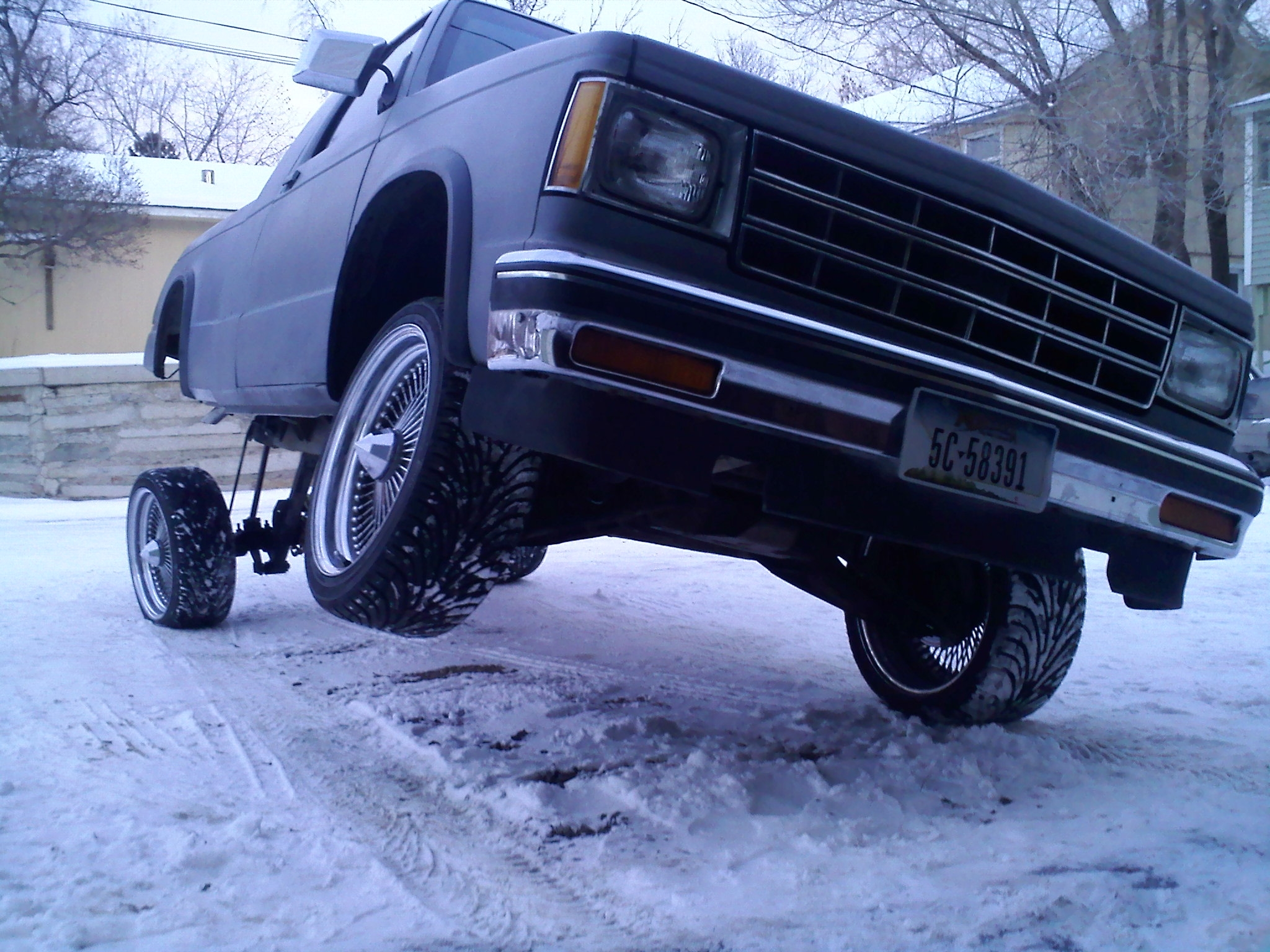 Another DIGGADAN 1985 Chevrolet S10 Extended Cab post... - 12587004