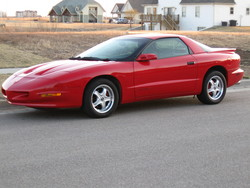 t-spoons 1995 Pontiac Firebird