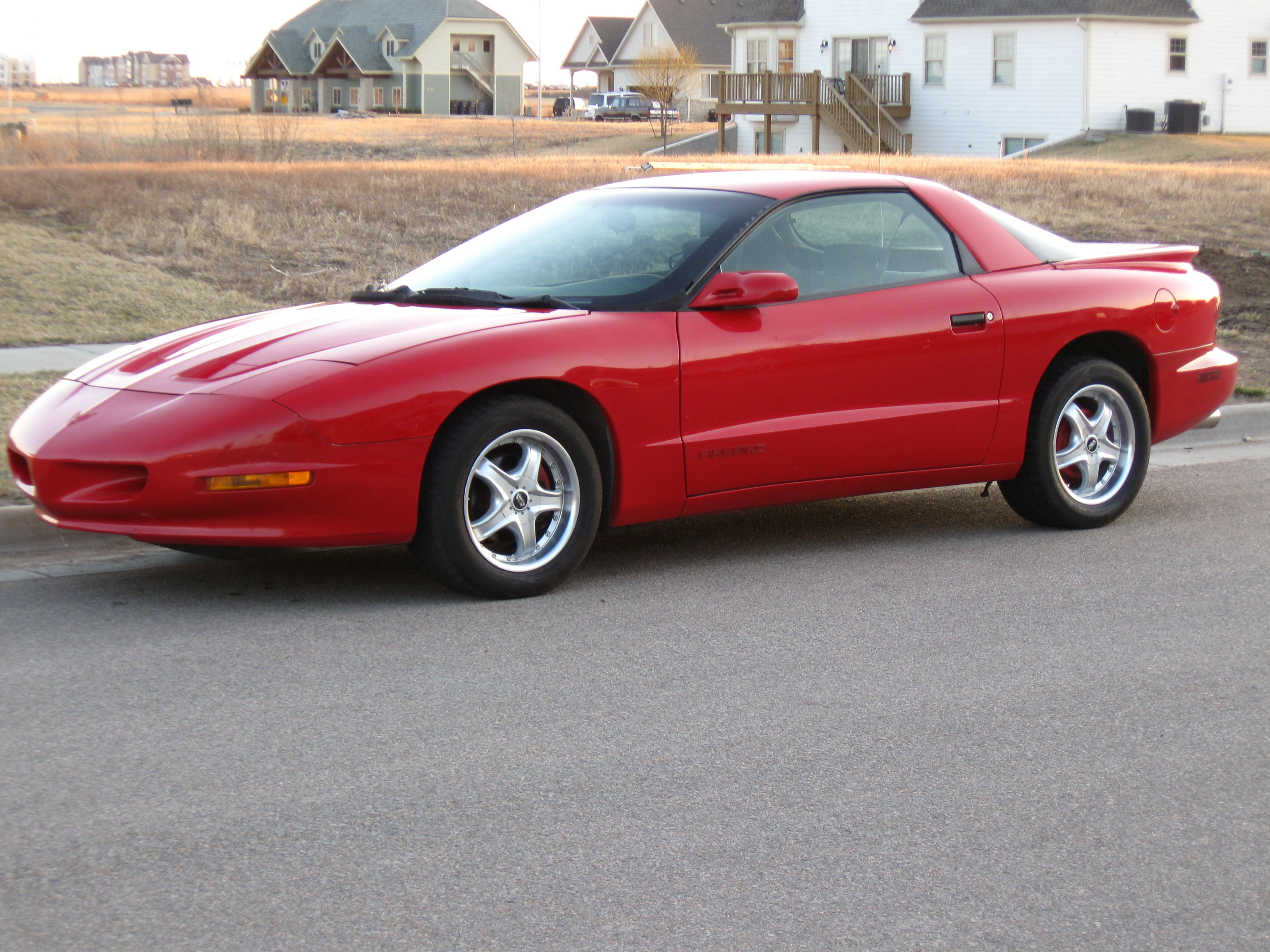 t-spoon 1995 Pontiac Firebird 13009539