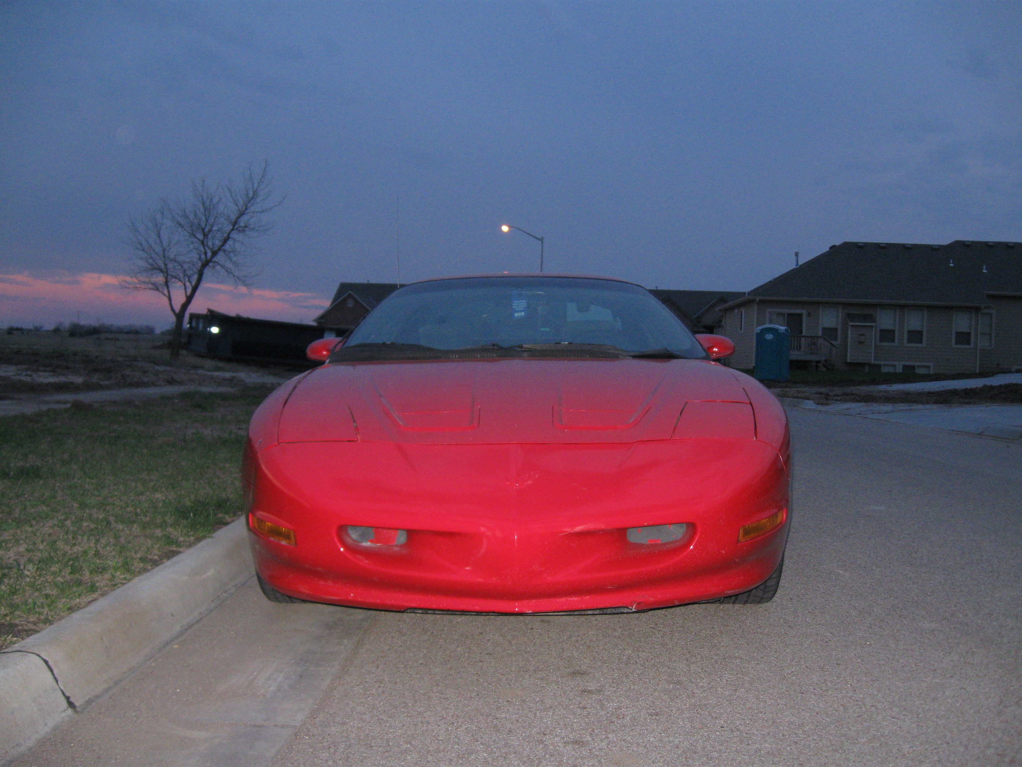 t-spoon 1995 Pontiac Firebird 13009548
