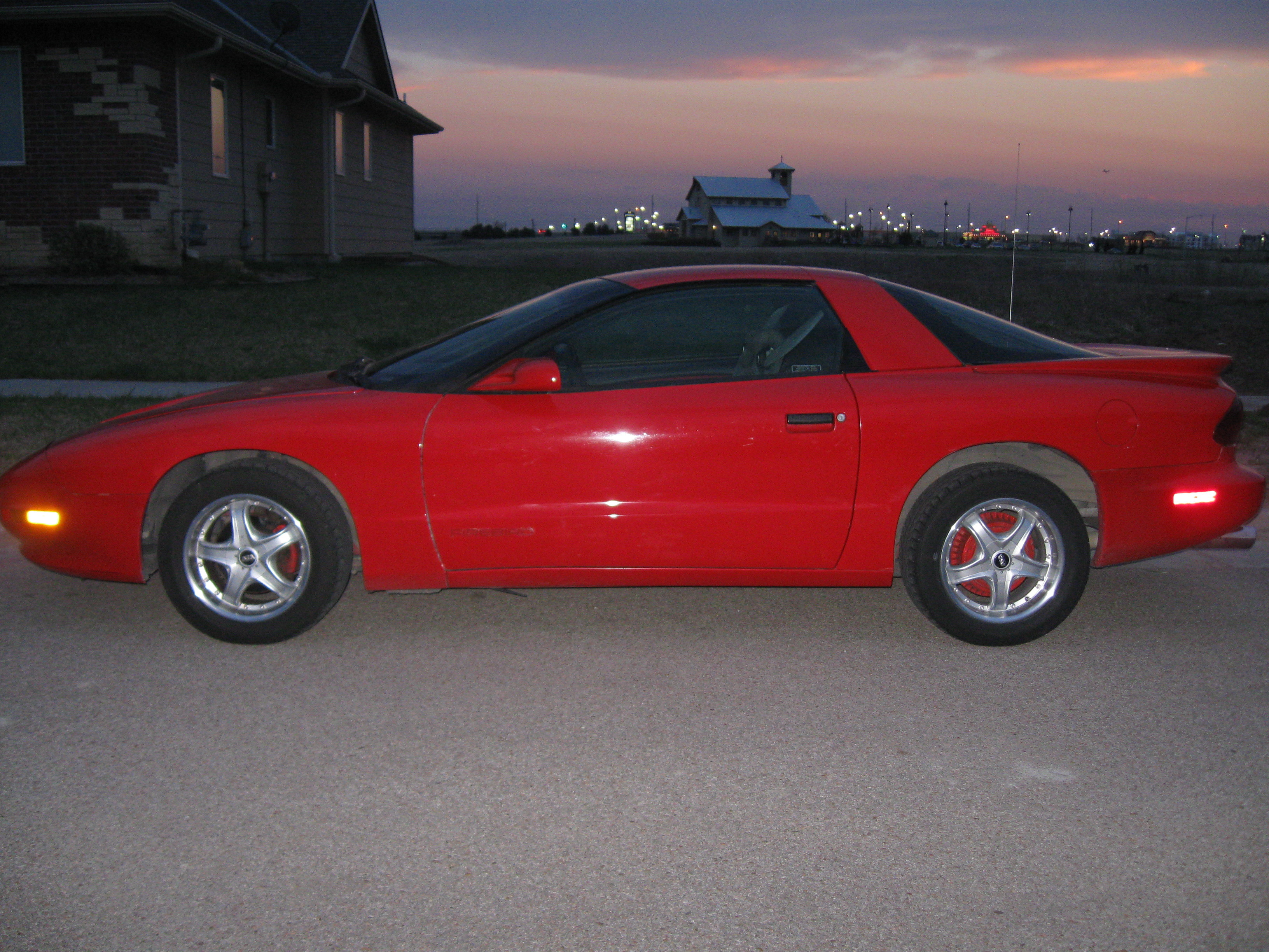 t-spoon 1995 Pontiac Firebird 13009559
