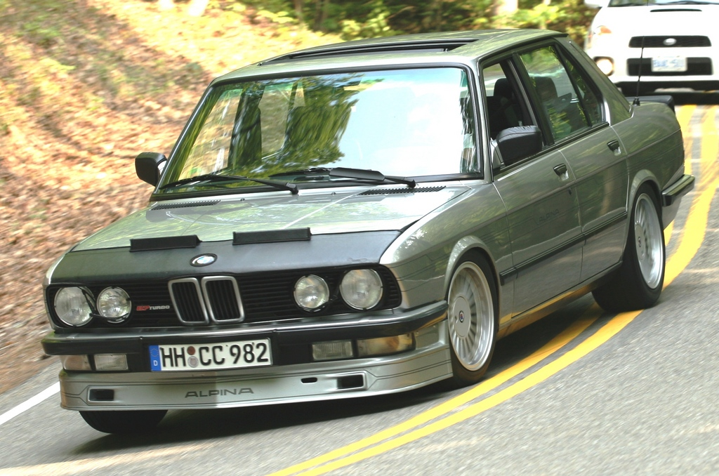 ALPINAMAN 1986 BMW 5 Series 12587951