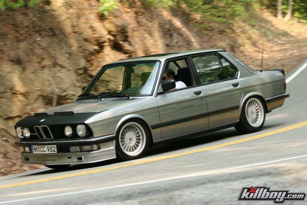 ALPINAMAN 1986 BMW 5 Series 12587953