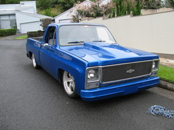 95svts 1979 Chevrolet C/K Pick-Up