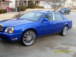 stunna2709s 2003 Cadillac DeVille