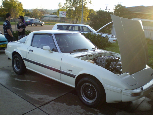 Another RRX13B 1982 Mazda RX-7 post... - 12588553
