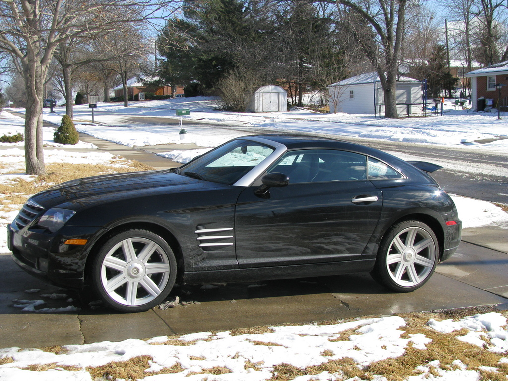 Pearldrummer2005 2004 Chrysler Crossfire Specs Photos