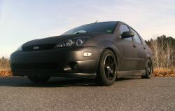 ND-Shockers 2004 Ford Focus