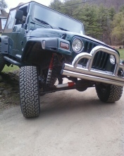 codyknuckless 2000 Jeep Wrangler