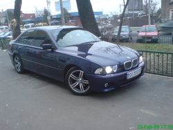 valy_84 1996 BMW 5 Series