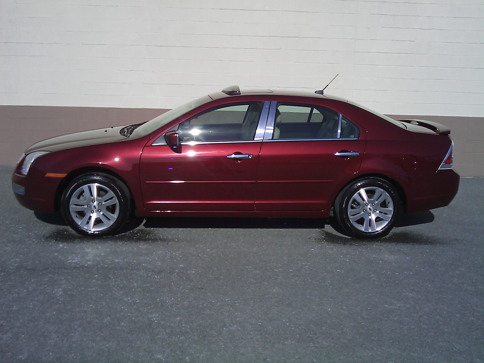 buffdaddy2009 39 s 2007 ford fusion in tampa bay fl. Black Bedroom Furniture Sets. Home Design Ideas
